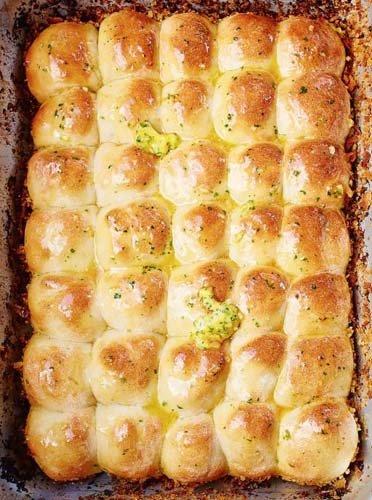 Как испечь хлеб для пикника