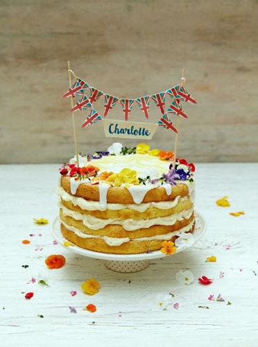 Пирог шарлотка для Шарлотты