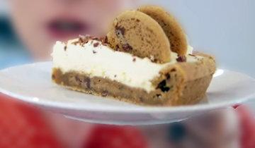 Испеките этот пирог - и вы получите двойную порцию печенья