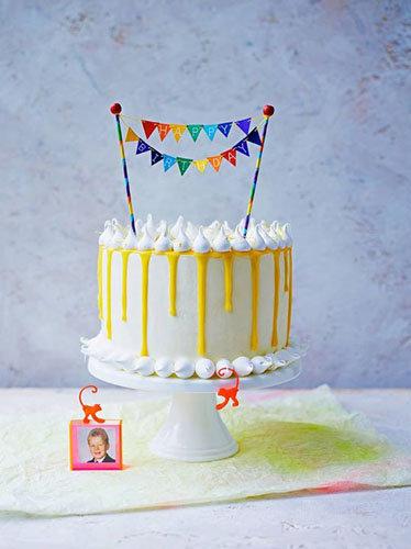 Торт лимонный Амальфи