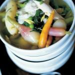 Суп с курицей рецепт с овощами