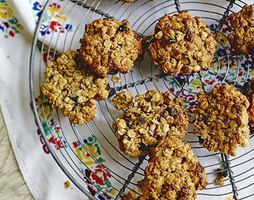 Домашнее овсяное печенье рецепт от Джулс