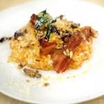Блюда из риса - осенний ризотто рецепт с тыквой