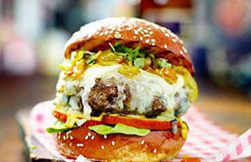 Гамбургер рецепт