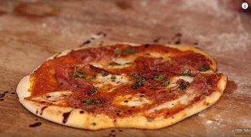 Быстрая пицца для всей семьи!