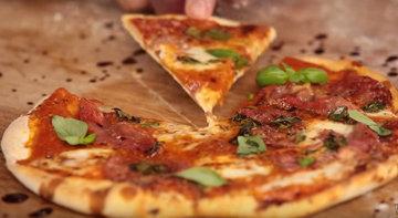 Пицца. Быстрая пицца для всей семьи!