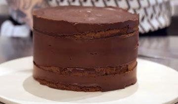 Вкусный шоколадный торт рецепт