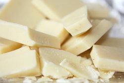 75 г белого шоколада