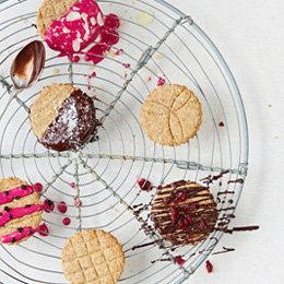 украсить печенье