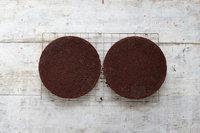 Простой шоколадный торт с кремом6