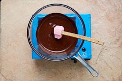 Шоколадная паста рецепт с орехами 6