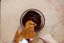 Шоколадная паста рецепт с орехами 8