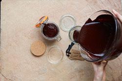 Шоколадная паста рецепт с орехами 9