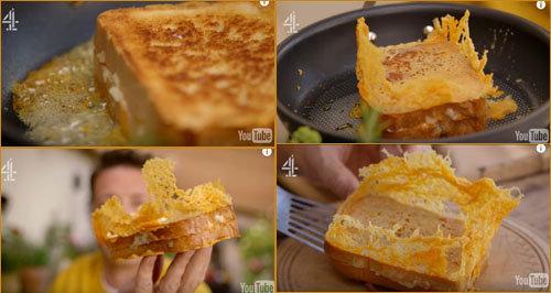 3. Сэндвич с сыром