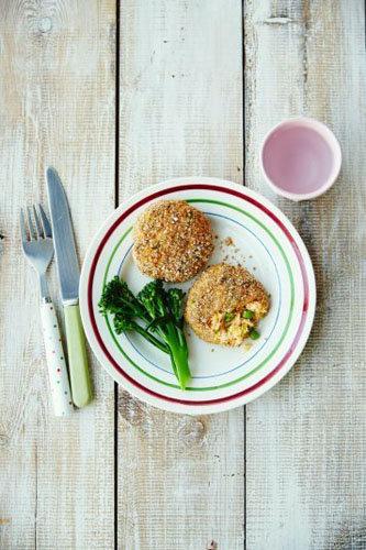 Рыбные котлеты в духовке рецепт