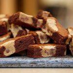 Торт Брауни - рецепт 2 в 1