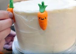 Мастер-класс Лучший морковный торт рецепт от Джеммы. Шаг 17