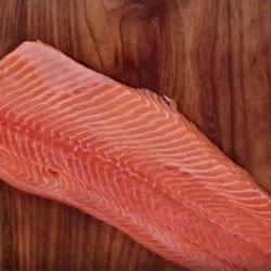 Рыбные палочки Jumbo. Шаг 1