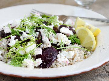 Салат с гречкой - прекрасное блюдо