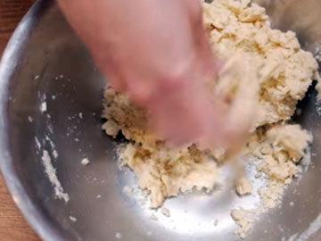 Мастер-класс Корзиночки из песочного теста. Шаг 7
