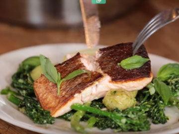 Лосось рецепты стейк из лосося
