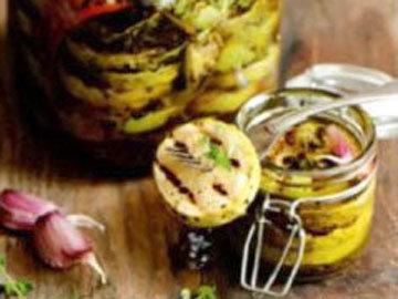 маринованные кабачки - прекрасная вкусная заготовка на зиму