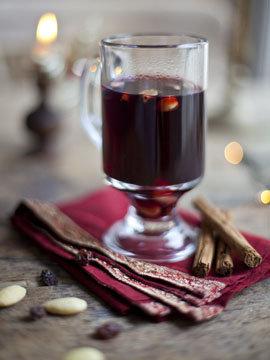 Глинтвейн - праздничный и согревающий напиток