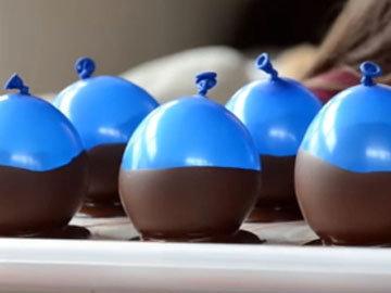 Как приготовить шоколадные чашечки 7