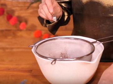 Мастер класс Торт брауни Рецепт Ferrero Rocher 1