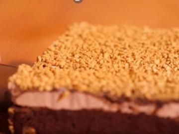 Мастер класс Торт брауни Рецепт Ferrero Rocher 10