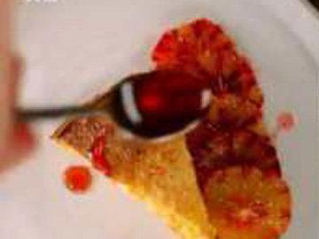 Пирог из кукурузной муки 5
