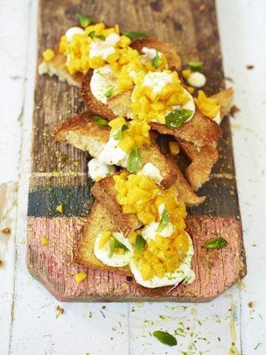 Сладкий хлеб с бананом