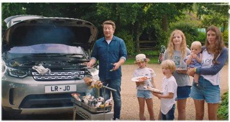 Джейми готовит для своей семьи
