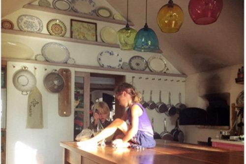 3. на кухне