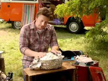 Пикник на природе от Джейми