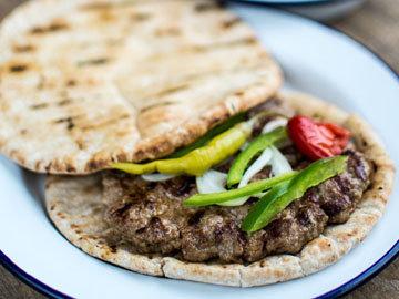 Бургер рецепт по-балкански