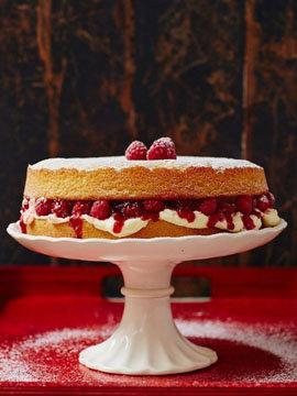 Классический рецепт бисквитного торта