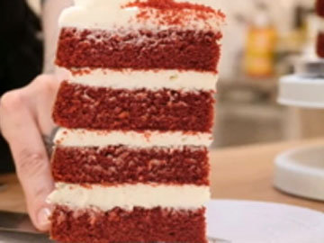 Красный бархат рецепт - торт