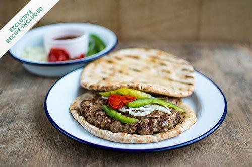 Плескавица - Балканский боснийский рецепт гамбургера