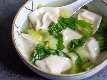 Суп на китайский манер