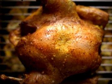 Мастер класс Джейми Оливера Запеченная курица тикка 5