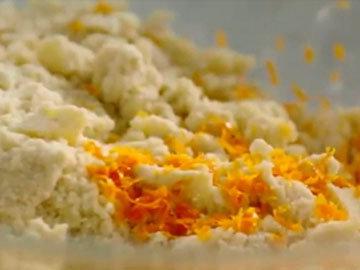 Мастер класс Джейми Оливера Шоколадно-апельсиновый шортбред 1