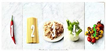 Спагетти с крабовым мясом и фенхелем Ингредиенты