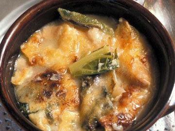 Итальянский суп из капусты