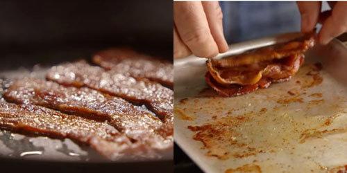 Мастер класс Джейми Оливера и Пита Как сделать сэндвич 4