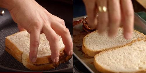 Мастер класс Джейми Оливера и Пита Как сделать сэндвич 6