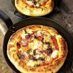 Пицца в сковородке