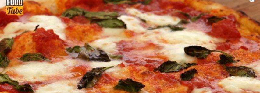 Slider Пицца в сковородке