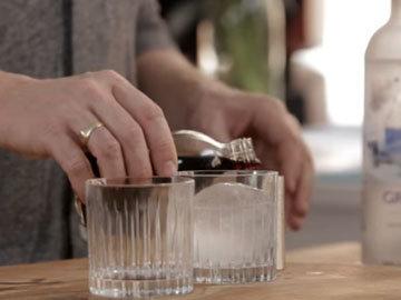 Два коктейля с водкой 3