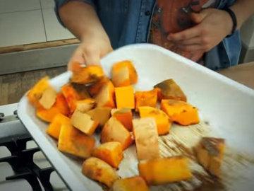 Как приготовить Легкий овощной карри 2